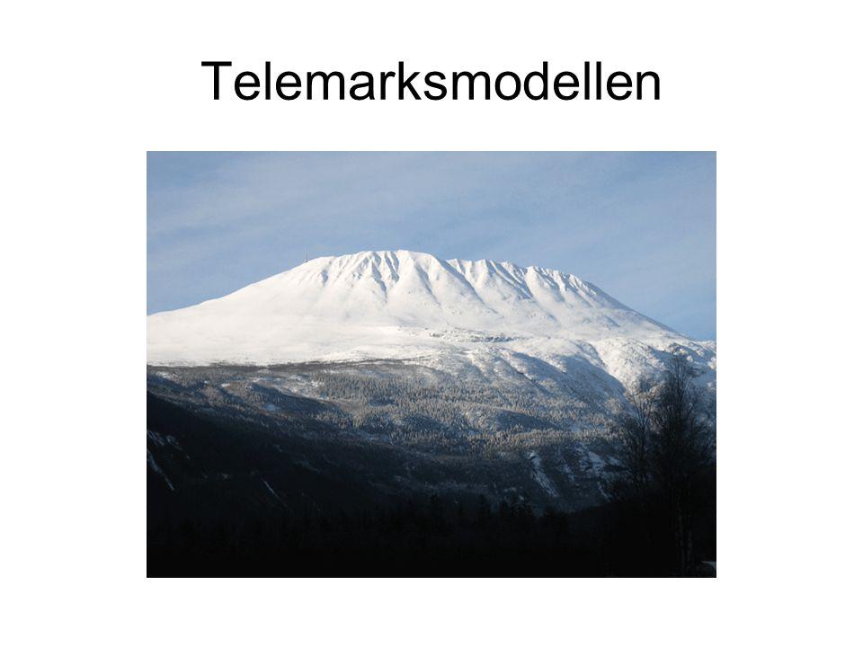 Telemarksmodellen