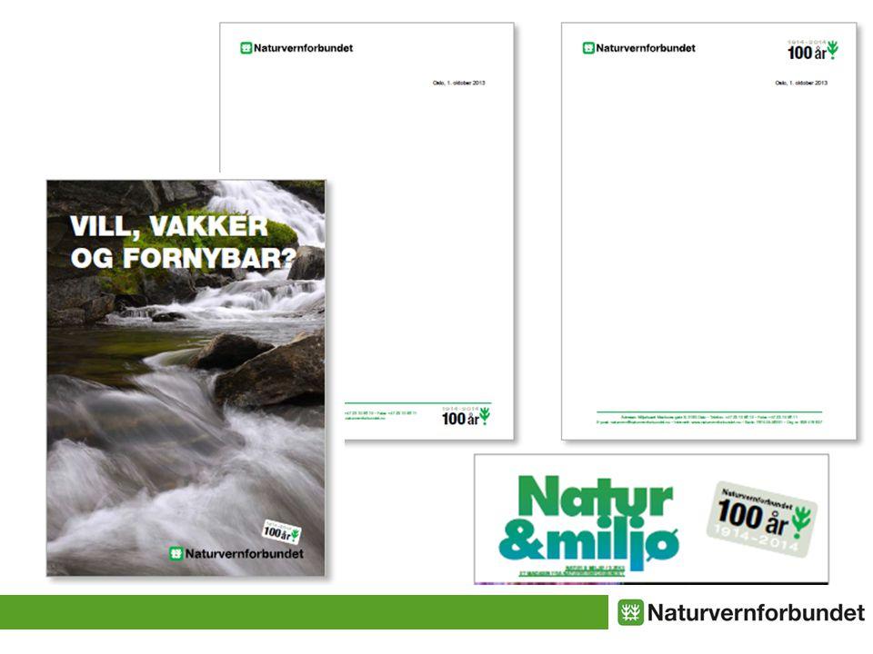 Naturvernforbundet i Hordaland: Jubileums gallamiddag 18.