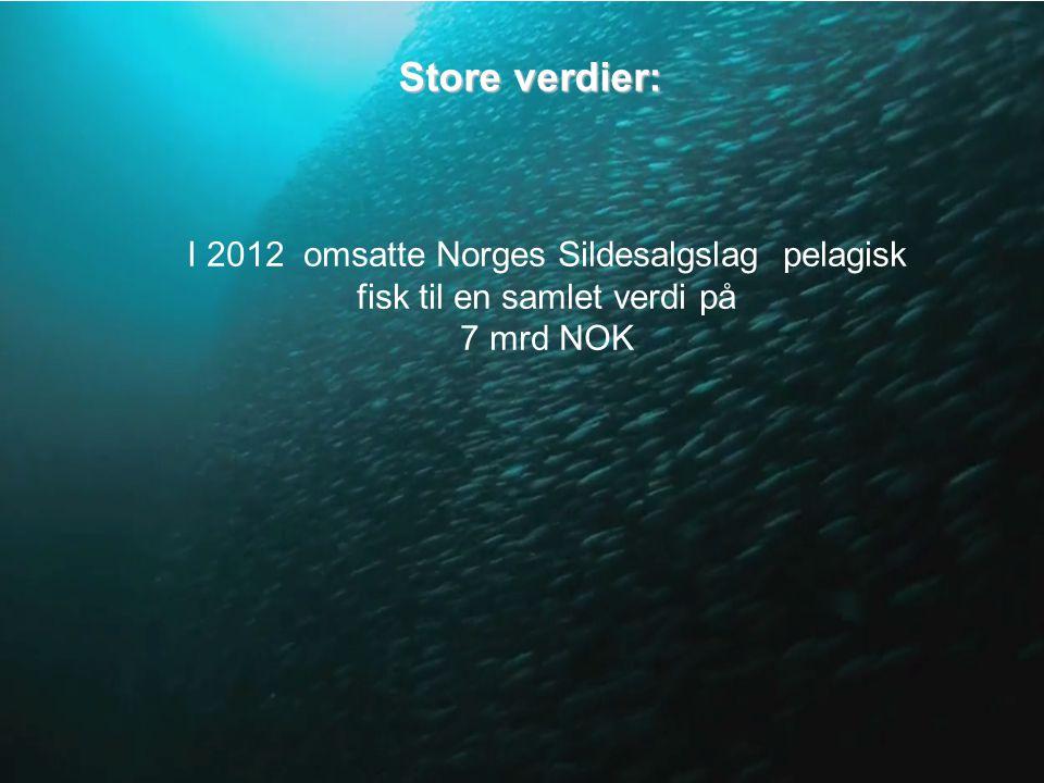 Sjømat = miljøvennlig spise Kilde; SINTEF Fiskeri og Havbruk Sjømat er miljøvennlig spise