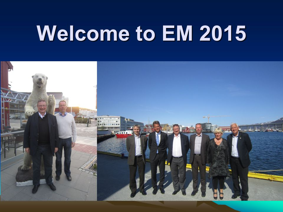 Welcome to EM 2015