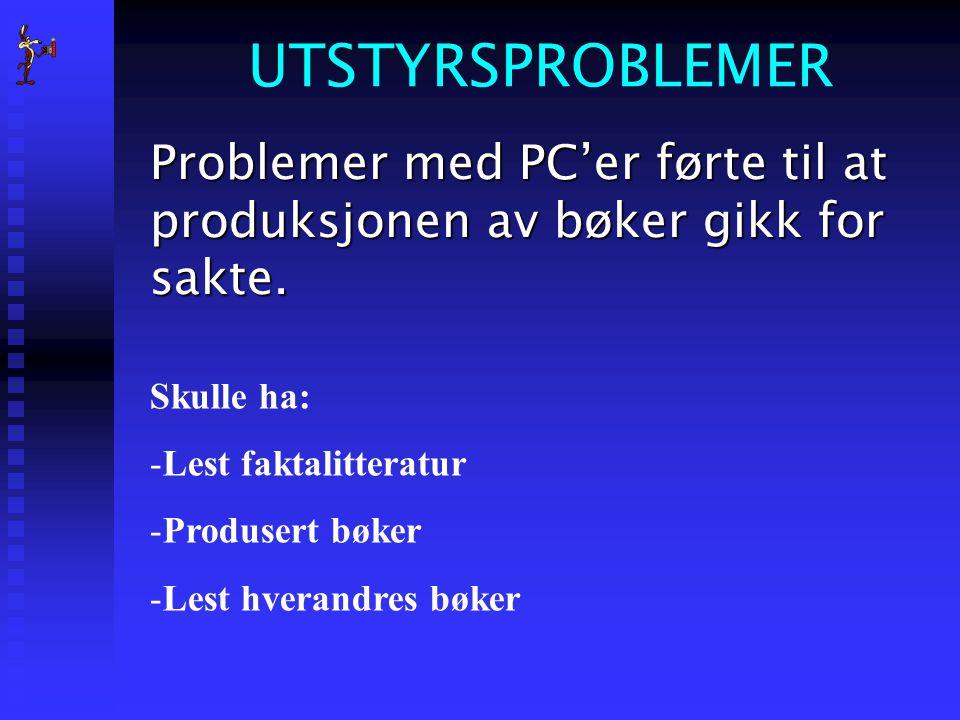 Leseglede i 2 klasse Kjølberg skole, skoleåret 2003/2004