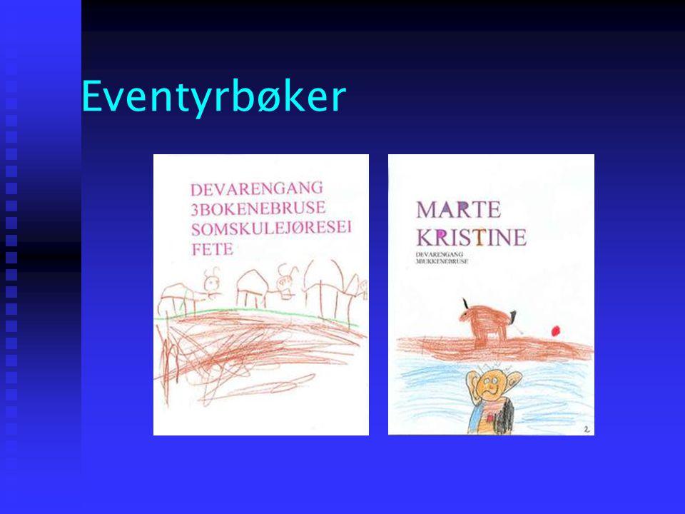 Eventyrbøker