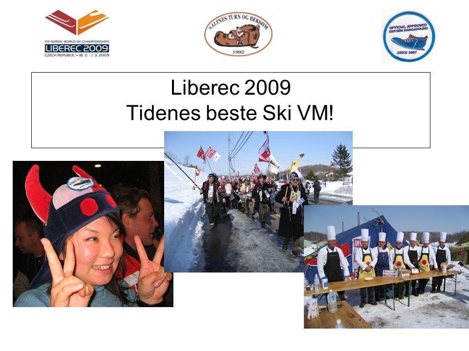 Liberec 2009 Tidenes beste Ski VM!