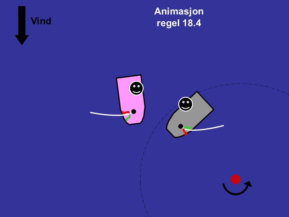 Animasjon regel 18.4