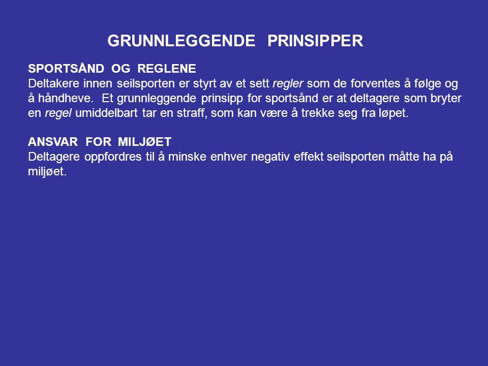 Marianne M's oversettelse (bok) kan kjøpes fra Norges seilforbund (www.idrettsbutikken.no) eller lastes ned fra www.Seiling.no som.pdf Alle som seiler