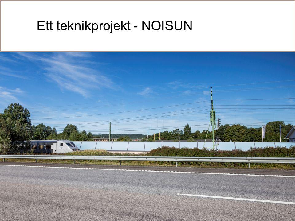 Ett teknikprojekt - NOISUN