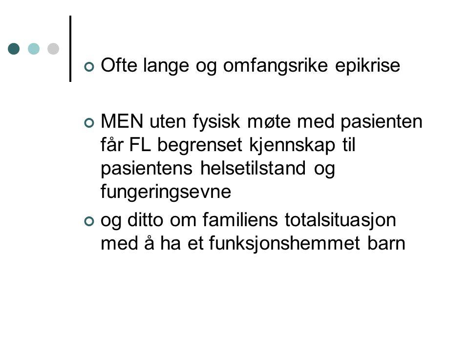 SAMHANDLING  Eks IP for PER: Barnevern avlastning tildel.kont hab.avd NLSH Bodø rehab.senter tannklinikk barneskole PPT