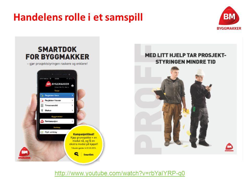 Handelens rolle i et samspill http://www.youtube.com/watch?v=rbYaIYRP-q0
