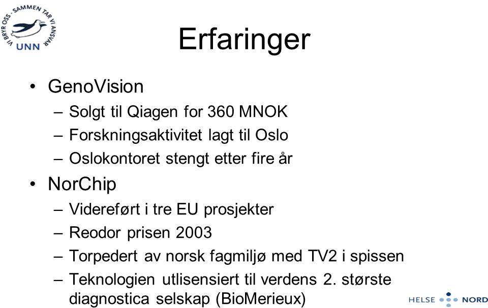Grunnlag for GiLab •Fastmed Innovation (2001) •Laboratorieprosjektet (2003-2005) •Føringer fra Helse Nord RHF (2003) •Stort antall •Kvalitetsforbedring •Manuelle rutiner