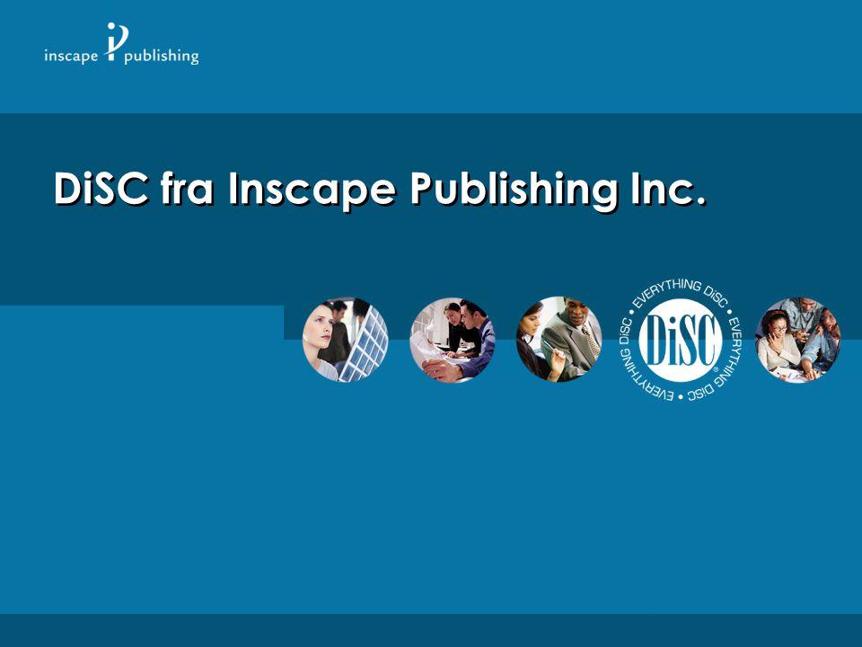 DiSC fra Inscape Publishing Inc.
