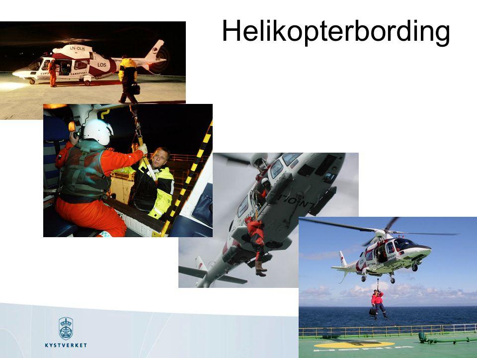 Helikopterbording