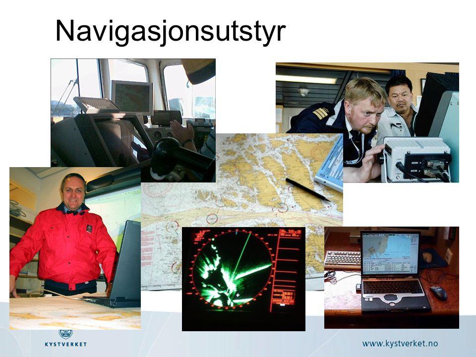 Navigasjonsutstyr