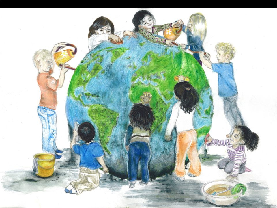Mål, metode og datagrunnlag Prosjektleder: Erik Duncan Veileder: Elin Eriksen-Ødegaard •Data ble samlet fra fem norske barnehager: 4 i Bergen og 1 i Tromsø •Førskolelærere i de respektive barnehagene gjennomførte strukturerte barneintervju i grupper • Barna som deltok i intervjuene var i alderen 4,7 til 5,9 år •Tilsvarende prosesser / datainnsamling ble gjennomført i andre land