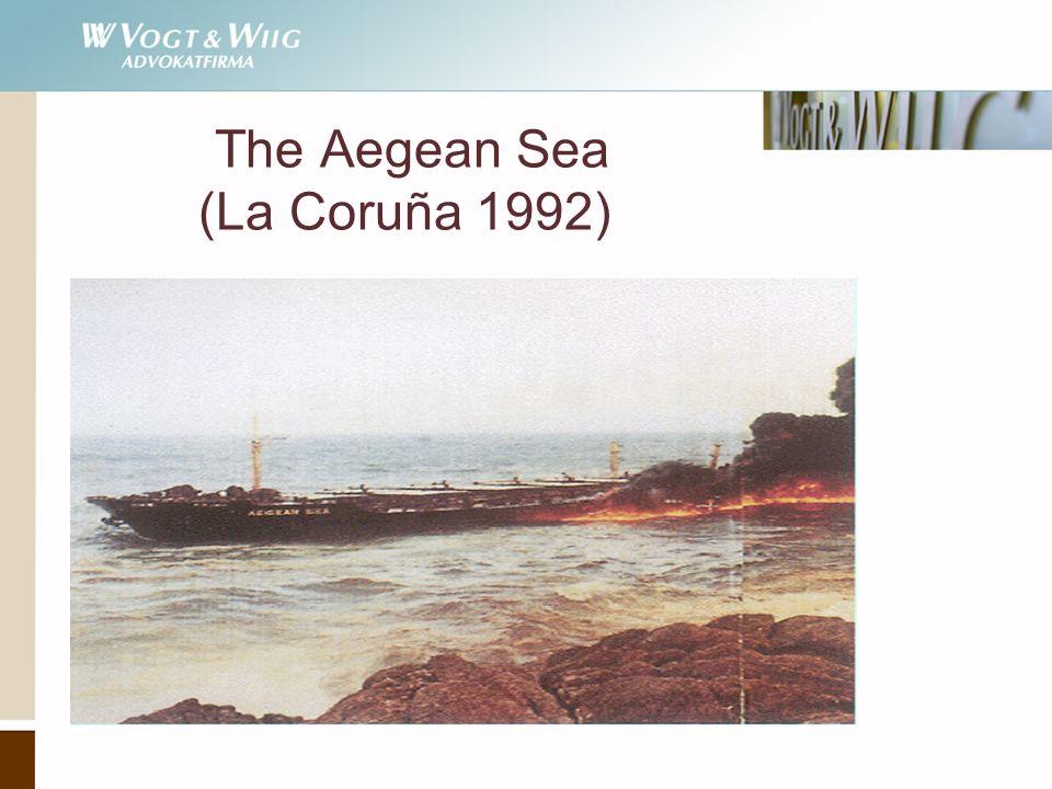 The Aegean Sea (La Coruña 1992)