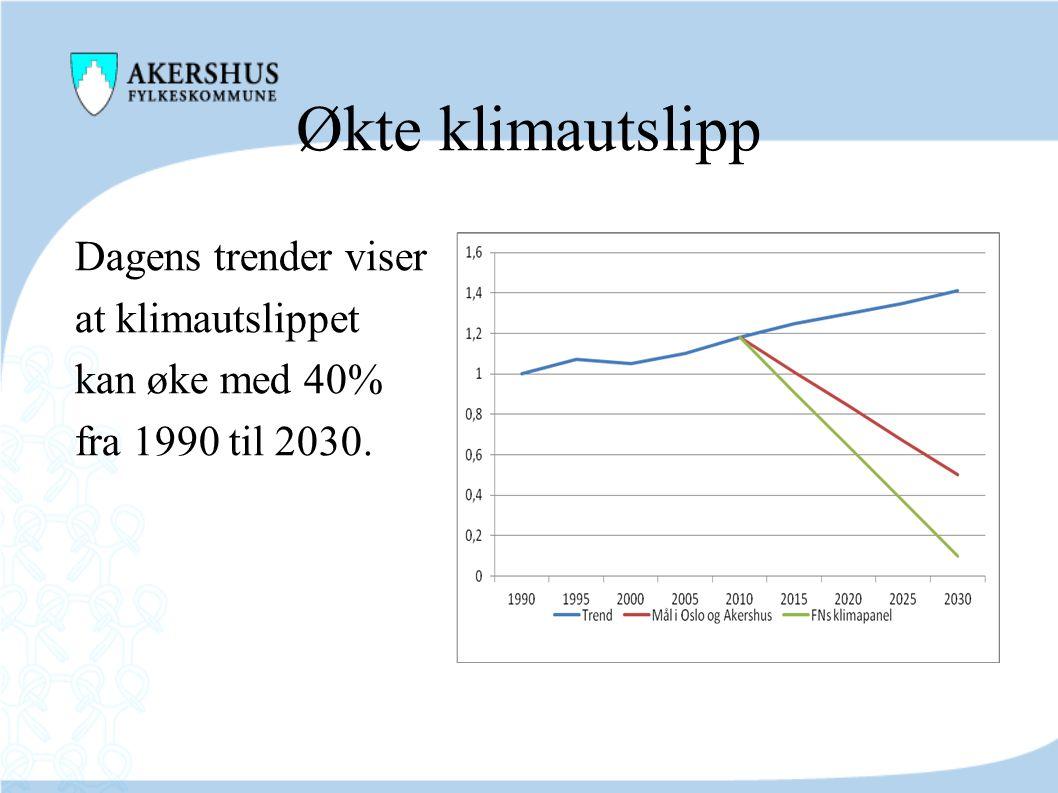 En felles plan for samordnet areal og transport for Oslo og Akershus •Planen skal inneholde et strategisk arealkart som også avklarer prinsipper for grenser mot LNFR områder.