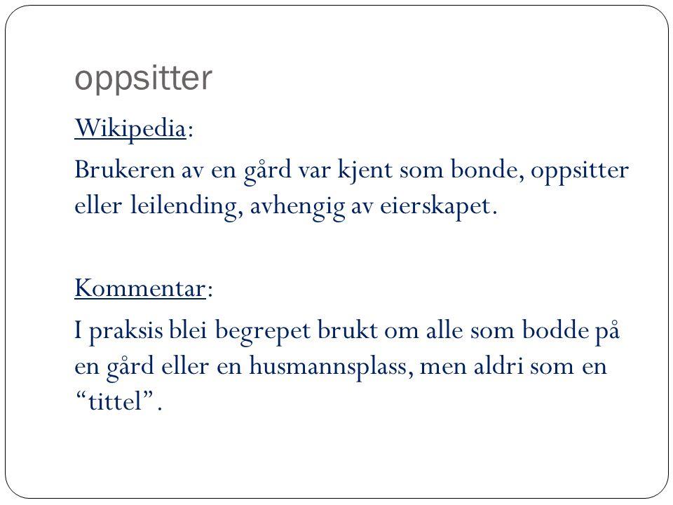 Husmannskontrakt fra Øksnes 1918 Fæstet er git på følgende betingelser: 1.
