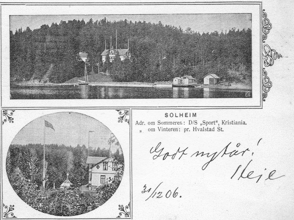 1942- • Heje død i 1942 • Kommunen kjøpte eiendommen i 1964 • Kjøpesum 350.000 kroner • Kommunen leide ut frem til slutten av 60-tallet og deretter revet.
