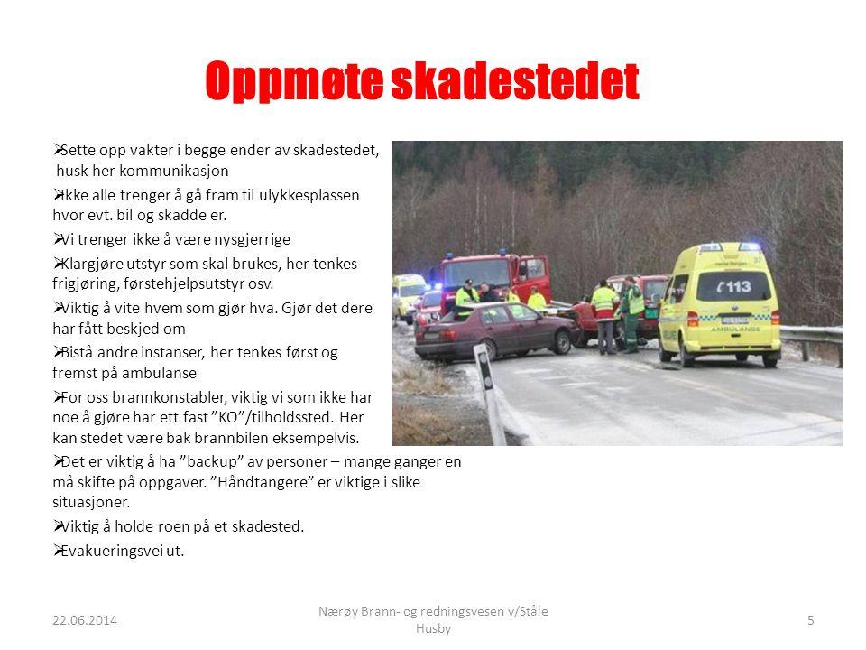 Debrifing • Etter endt ulykke er det viktig å snakke ut om opplevelsene rundt ulykken.