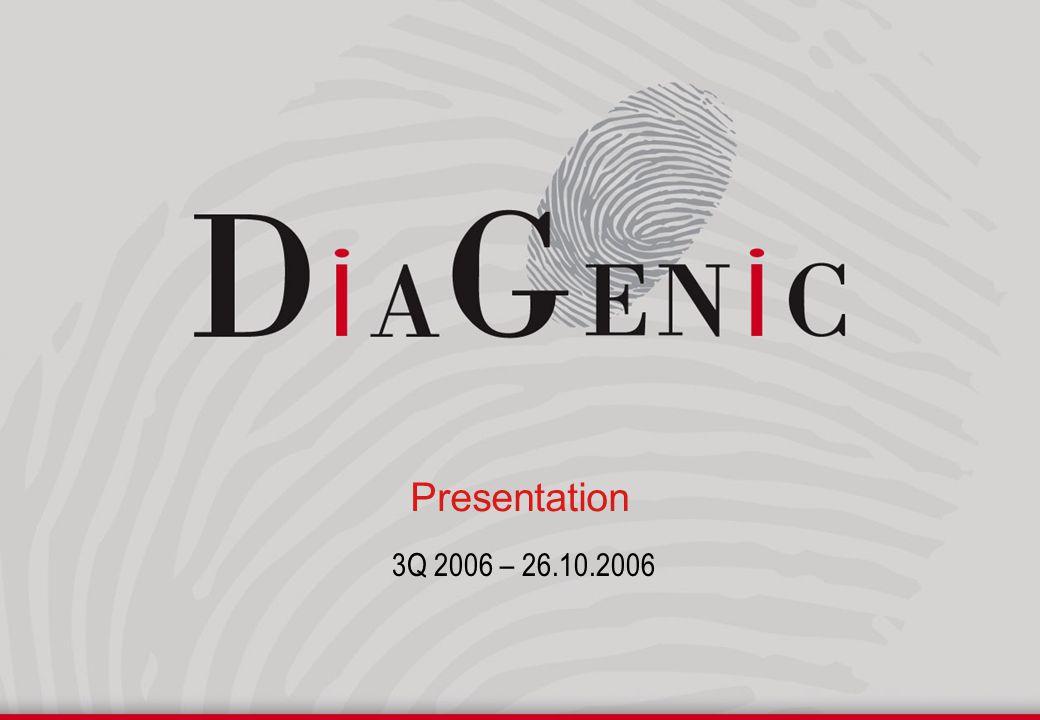 Presentation 3Q 2006 – 26.10.2006