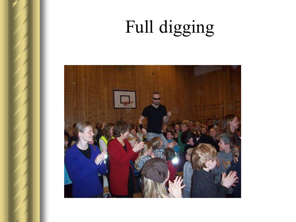 Full digging
