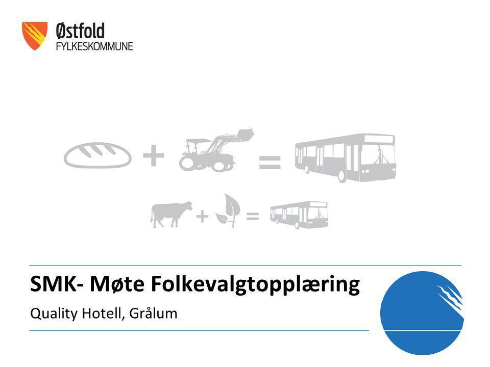 SMK- Møte Folkevalgtopplæring Quality Hotell, Grålum