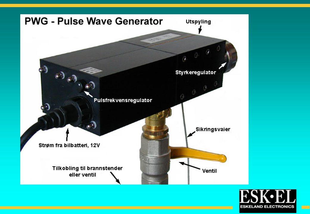 • Kan brukes på alle typer vannledninger med trykk over 3 bar.