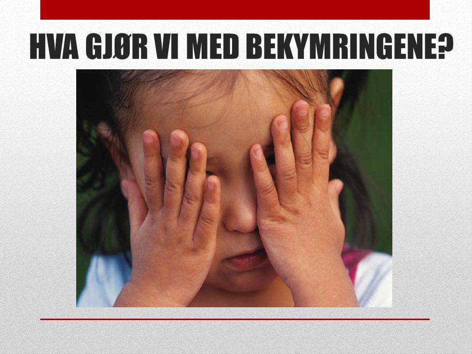 FRA BEKYMRING TIL HANDLING BARNEVERNETS MANDAT Lov om barneverntjenester (barnevernloven) er en norsk lov av 17.