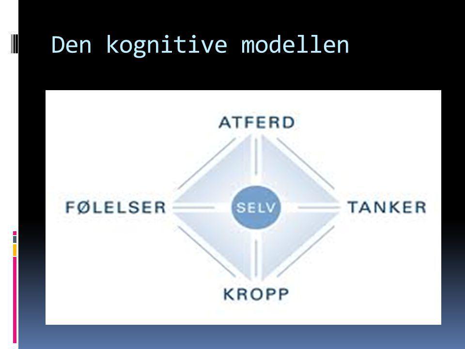 Den kognitive modellen