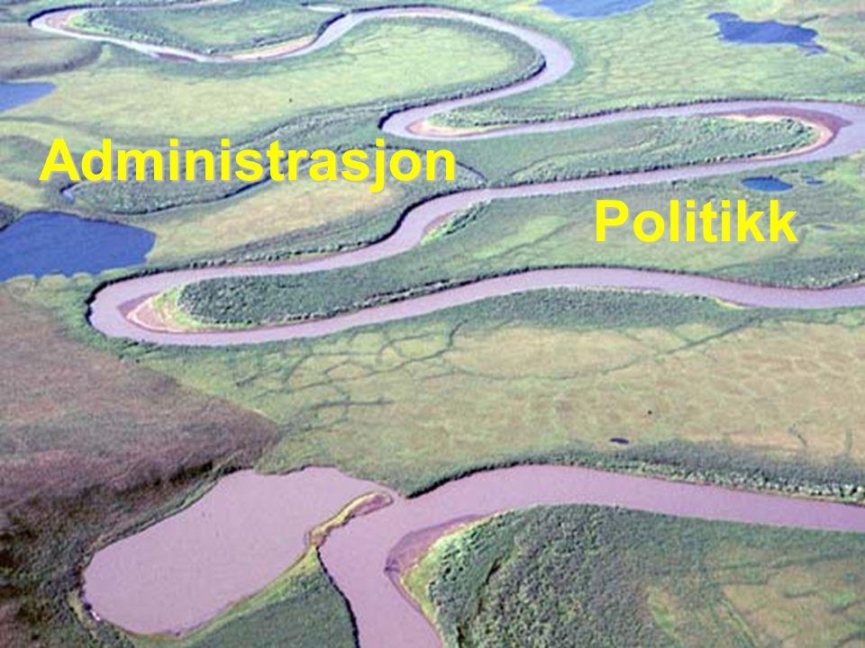 KS Folkevalgtprogram 2007 Administrasjon Politikk
