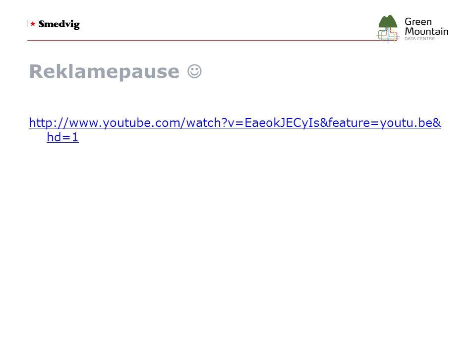 Reklamepause  http://www.youtube.com/watch?v=EaeokJECyIs&feature=youtu.be& hd=1