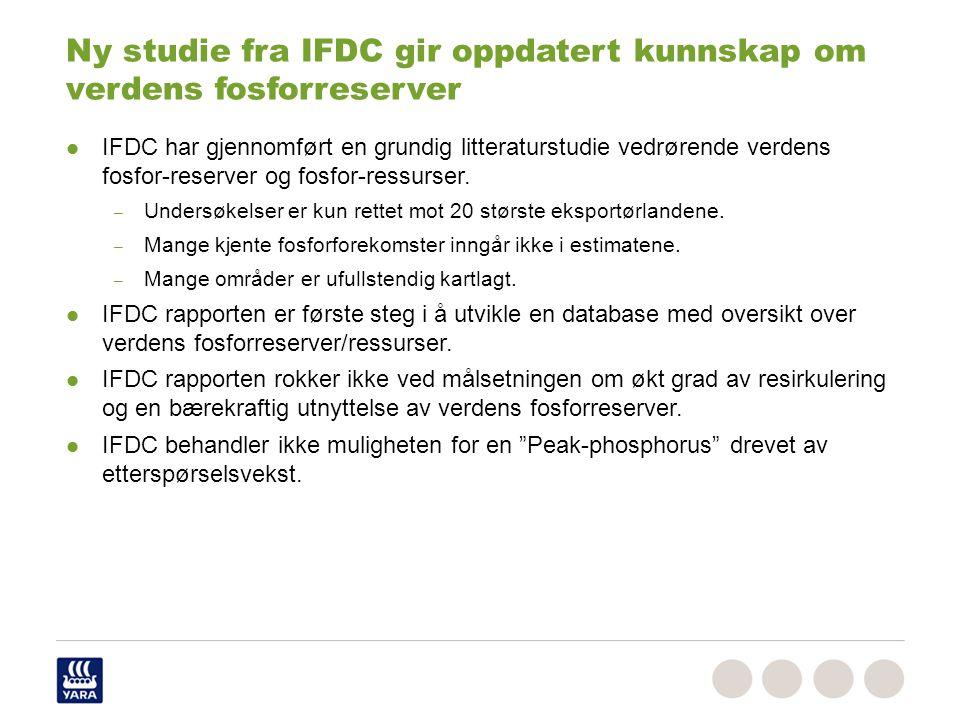 Store importoverskudd av mat i EU 27 Rapport fra Humboldt Universitetet i Berlin