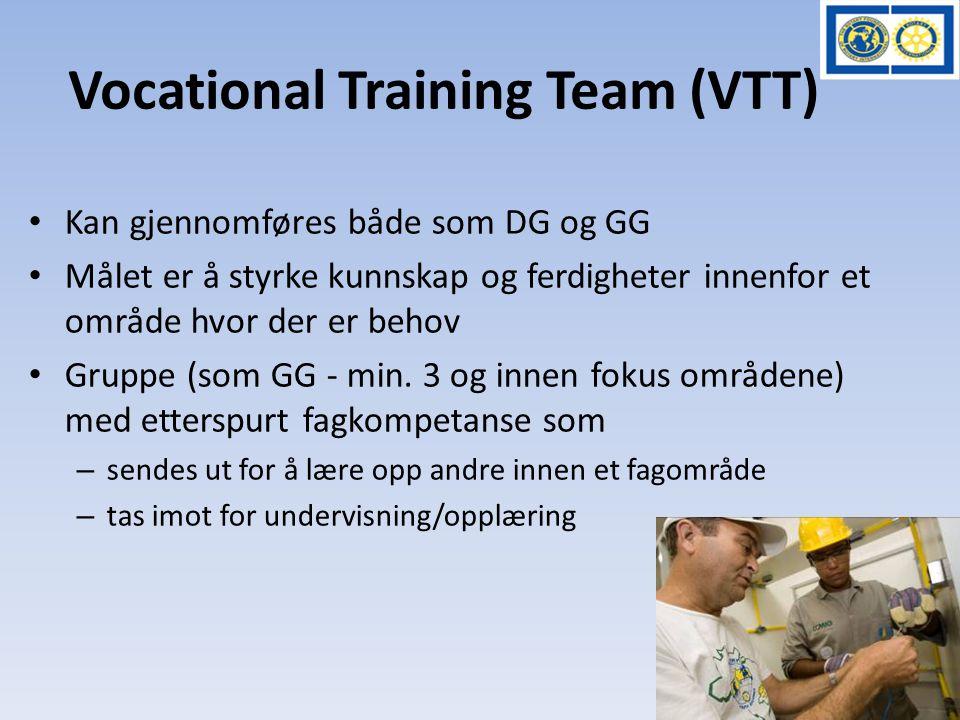 • Kan gjennomføres både som DG og GG • Målet er å styrke kunnskap og ferdigheter innenfor et område hvor der er behov • Gruppe (som GG - min. 3 og inn