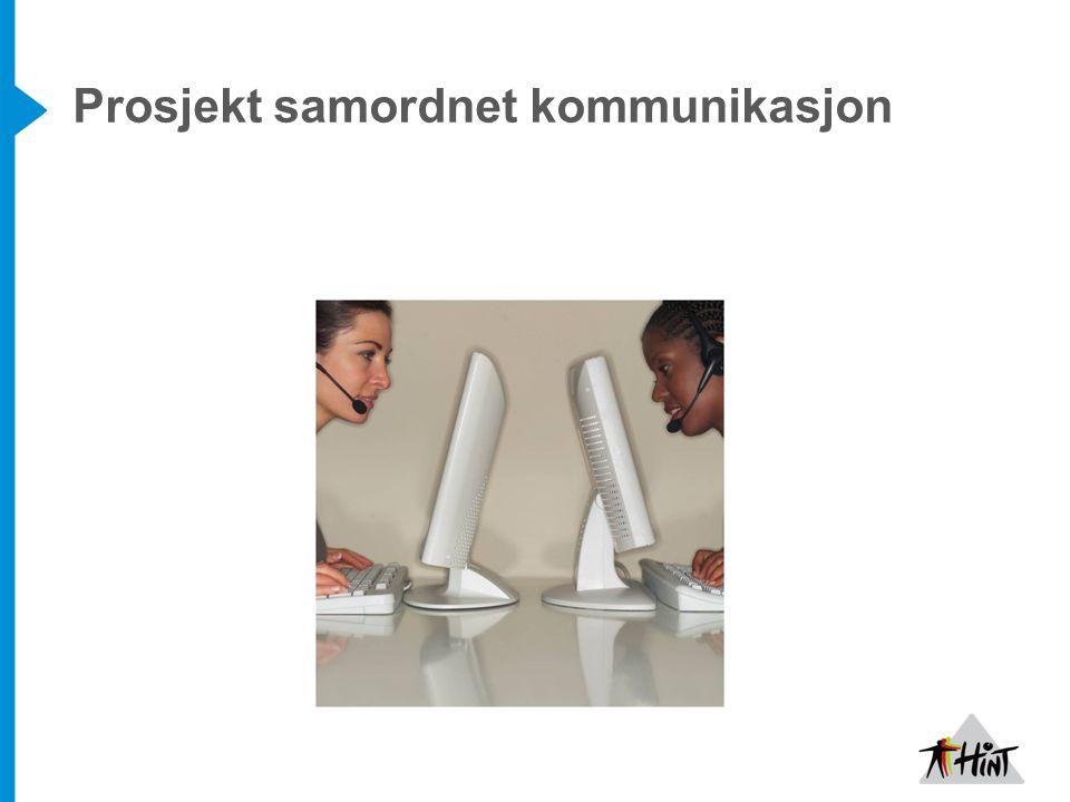 Litt om meg Kay Morten Myrbekk – kay.m.myrbekk@hint.nokay.m.myrbekk@hint.no 7 år i Forsvarets IKT tjeneste 1 år i Atea 4 år i Sør-Trøndelag fylkeskommune 2 år i Grilstad AS HINT siden i oktober 2010 Var ansvarlig for innføring av OCS i Grilstad AS http://www.microsoft.no/msno/MSNO_CR/web/ CompanyDetails.aspx?id=168 http://www.microsoft.no/msno/MSNO_CR/web/ CompanyDetails.aspx?id=168