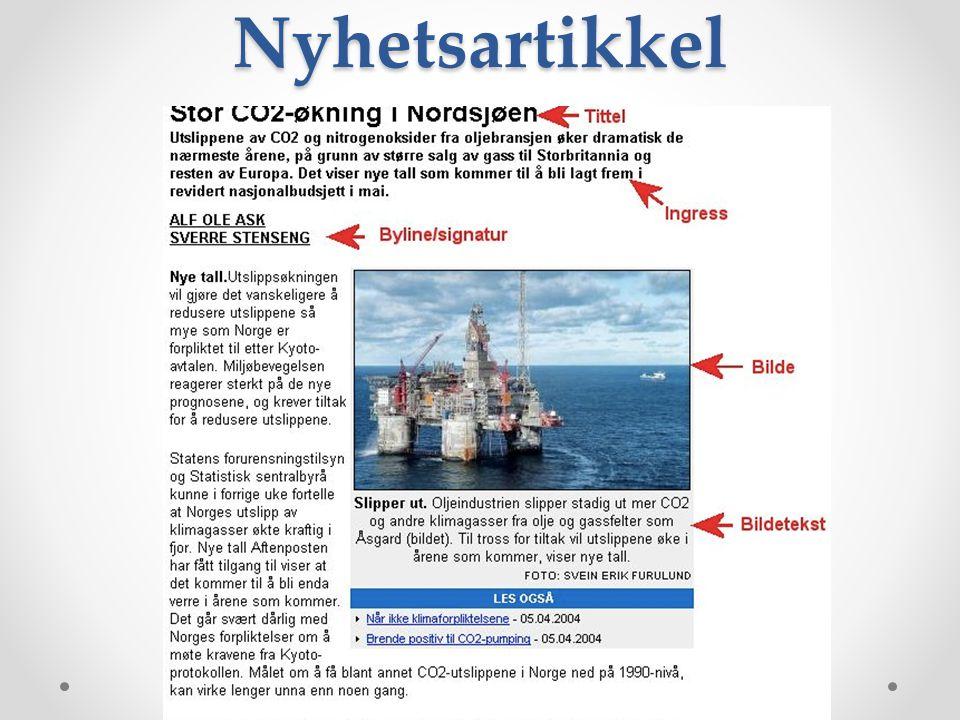 Hvordan sitere en nettside: • Holmøy, K.R (14.11.2008).