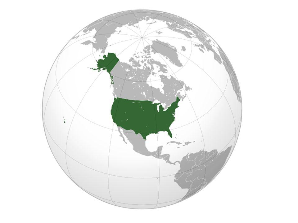 Befolkningsveksten i USA