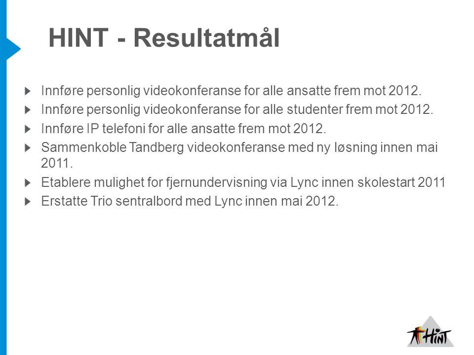 Tilbakemelding fra ansatte i Grilstad hvor de har en fullintegrert løsning.