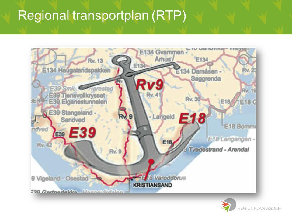 Regional transportplan (RTP)