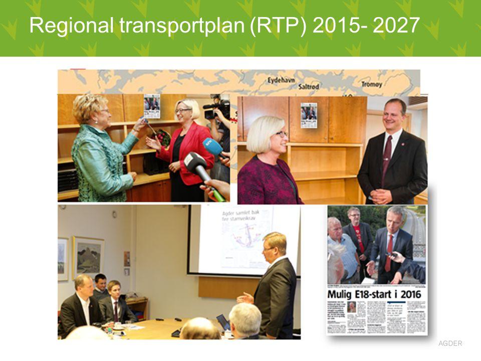 Regional transportplan (RTP) 2015- 2027