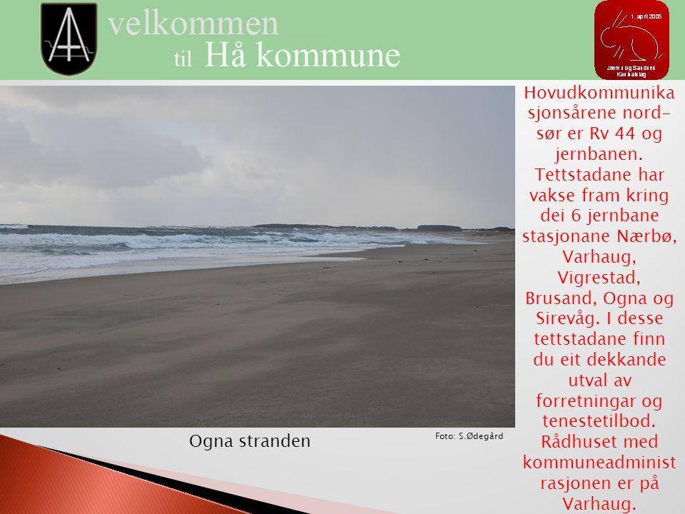 Ogna stranden Foto: S.Ødegård