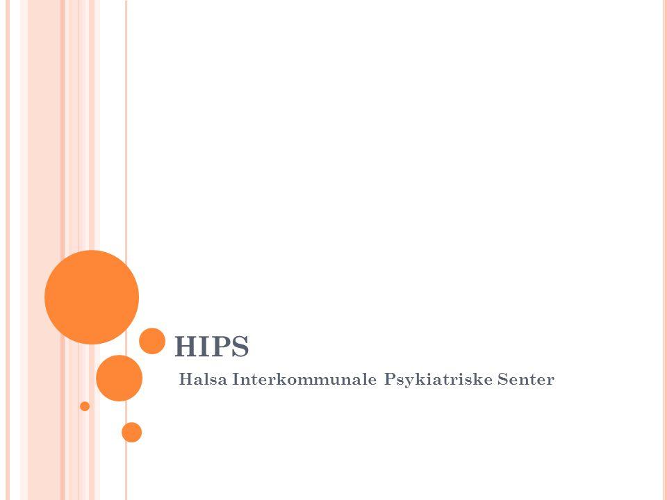 HIPS Halsa Interkommunale Psykiatriske Senter