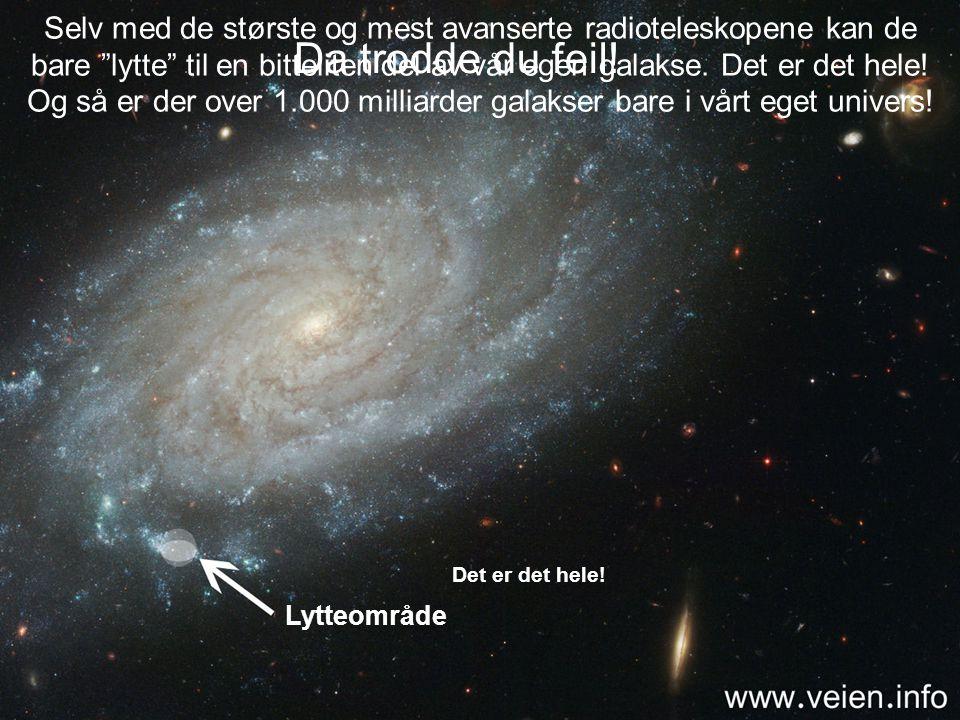 400 milliarder stjerner betyr 13.333 liters melkekartonger (liter) fylt med finkornet sand (fra en badestrand.) Hver kartong med sand veier 1,5 kg. De