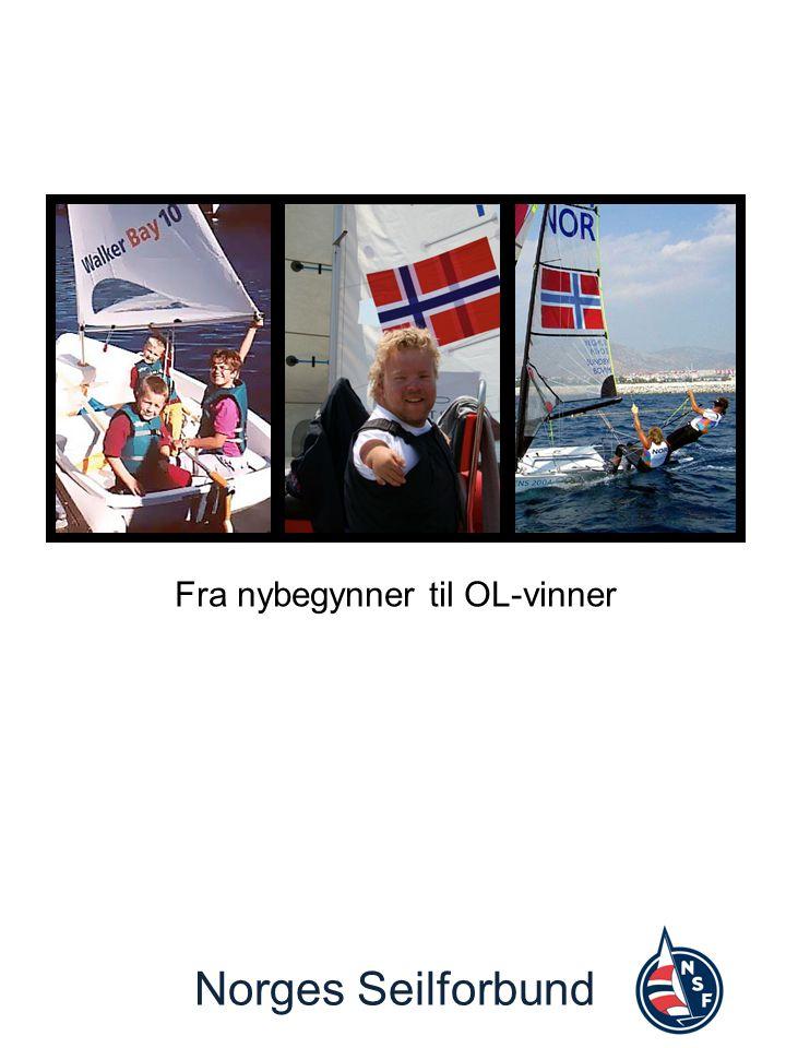 Norges Seilforbund Fra nybegynner til OL-vinner