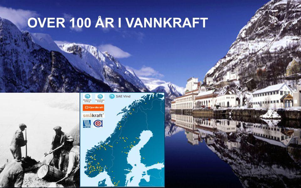 100 ÅR MED VANNKRAFT I NORD 3Nord-Norge: SAMFUNNSNYTTE OG RINGVIRKNINGER