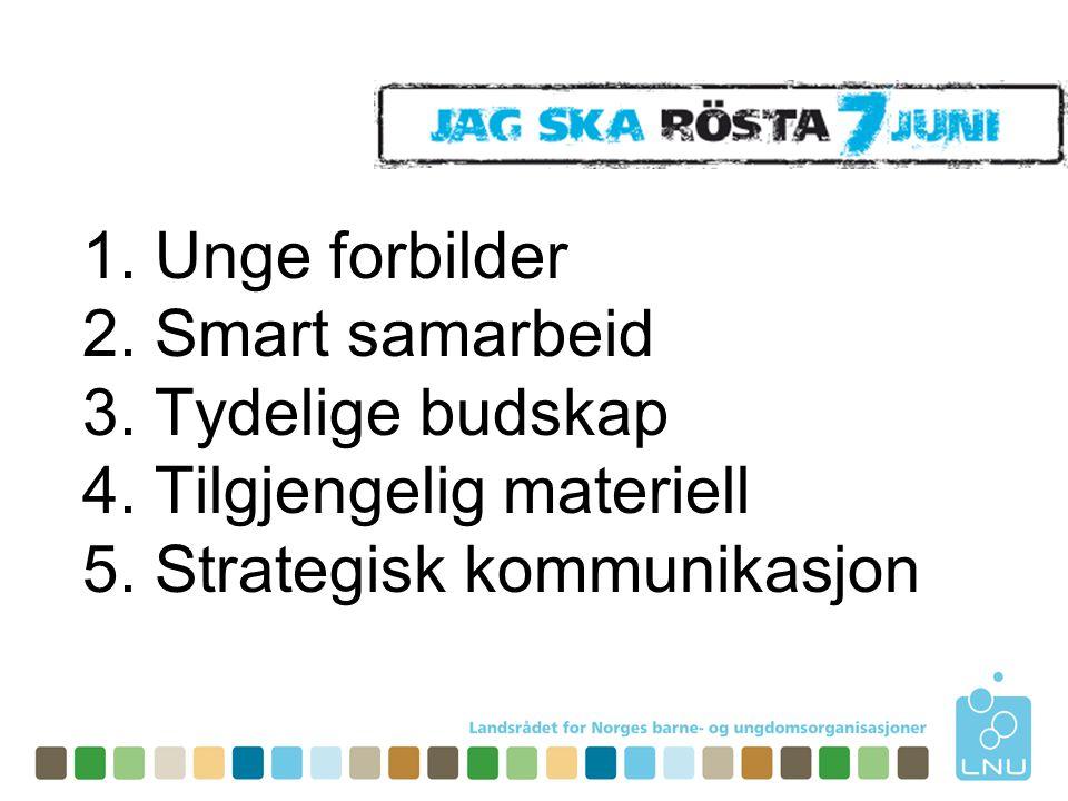 Kan vi oversette svenske erfaringer til norsk.