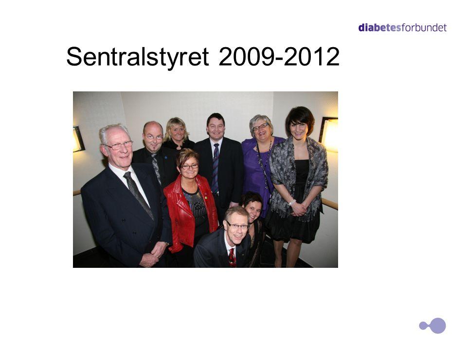 7 Sentralstyret 2009-2012