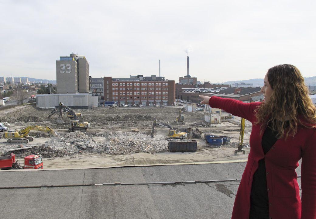 Oslo kommune Utdanningsetaten •AF-gruppen har startet opp byggingen •Ferdigstillelse til skolestart 2013 •Kostnadsramme: underkant av 2 milliarder •35 000 m 2 Status byggeprosjekt