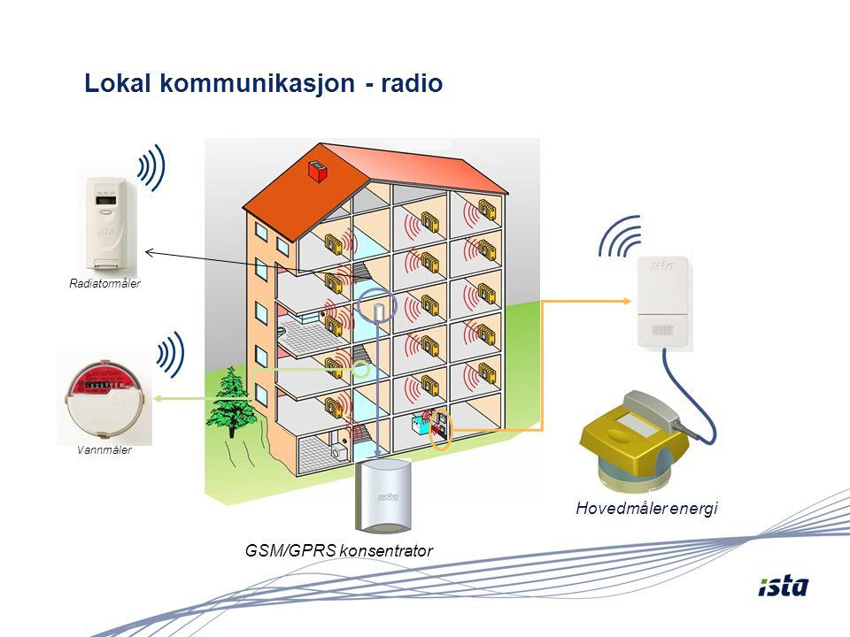 Global kommunikasjon - radio