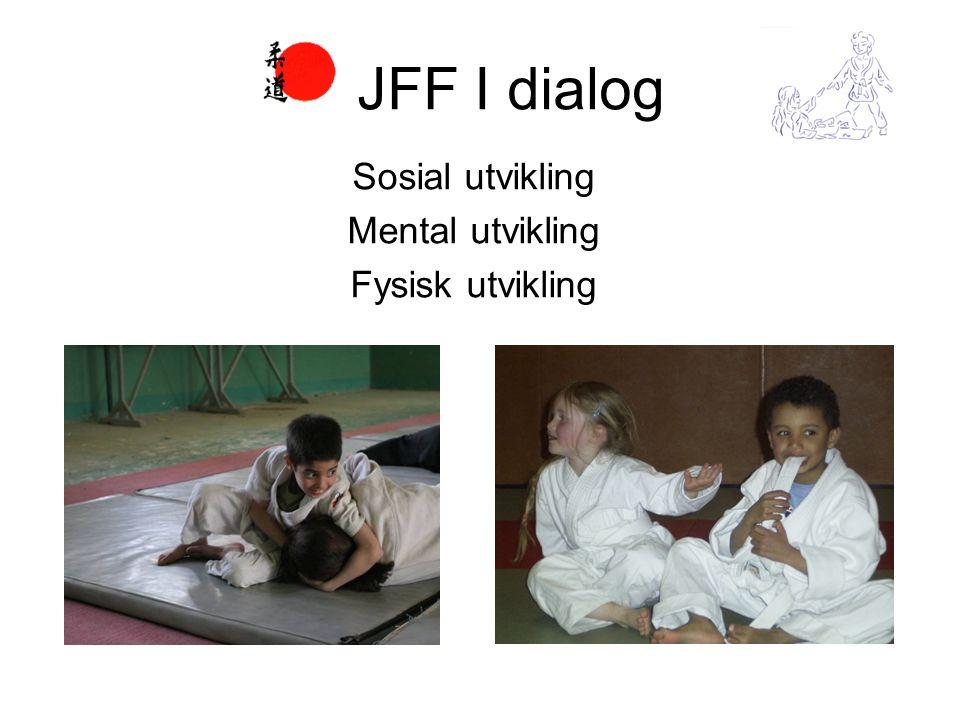 Sosial utvikling Mental utvikling Fysisk utvikling