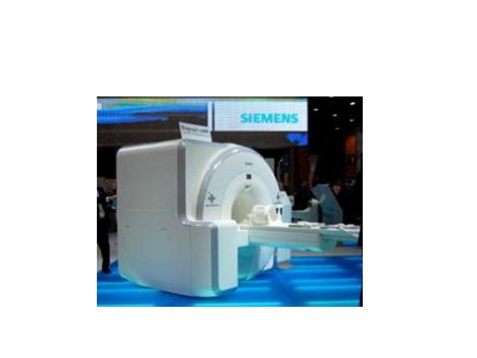 PET/MR •MR overflatespoler har lav attenuasjon for simultan PET akvisisjon •PET detektor krystaller ligger i MR gantry (mellom gradient og RF coilene) •LSO (lutetium oxy-orthosilicate) krystaller og halv-leder basert avalanche fotodiode detektorer, som ikke affiseres av MR magnetfeltet (i motsetning til vanlige PMT).