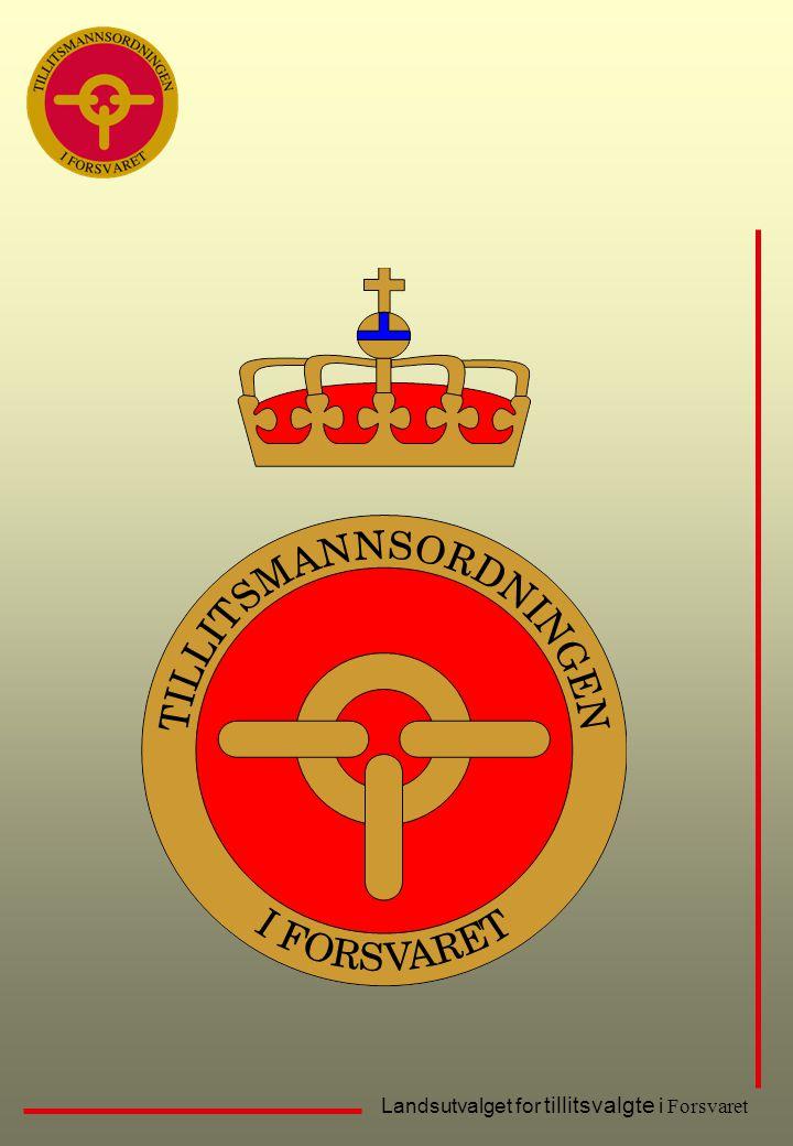 Landsutvalget for tillitsvalgte i Forsvaret FU og SLU è Avgjørelsesmyndighet (jfr.
